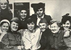 Del archivo de S.Alexievich